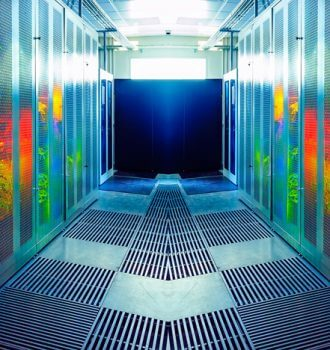 third party data center